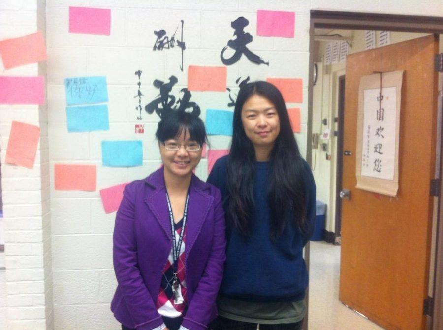 Chinese at Morgan