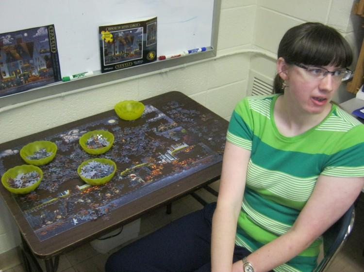 Meridith Hile Puzzle Champ