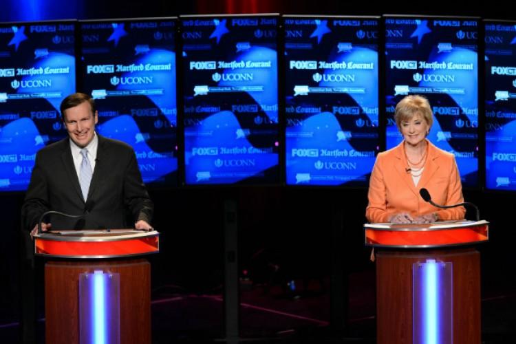 Debate+for+Connecticut+Senate+Seat
