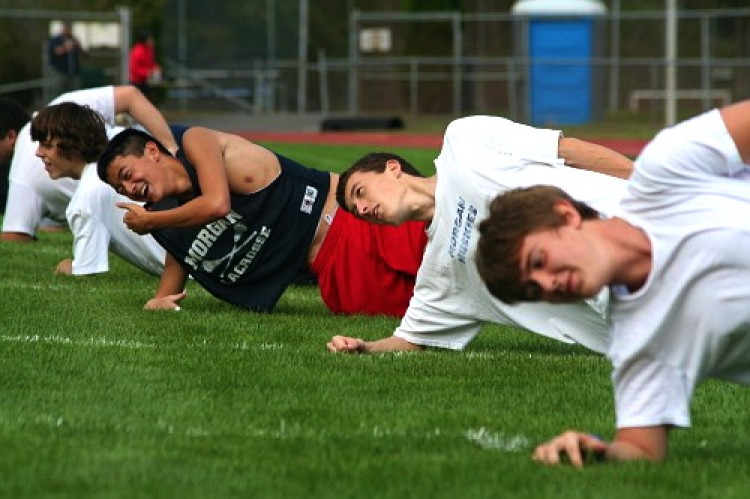Ultimate Frisbee: New at The Morgan School