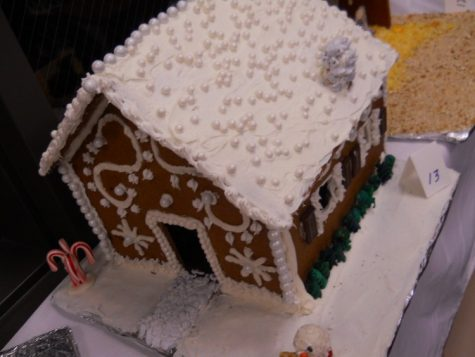 Check out these amazing Gingerbread Houses!