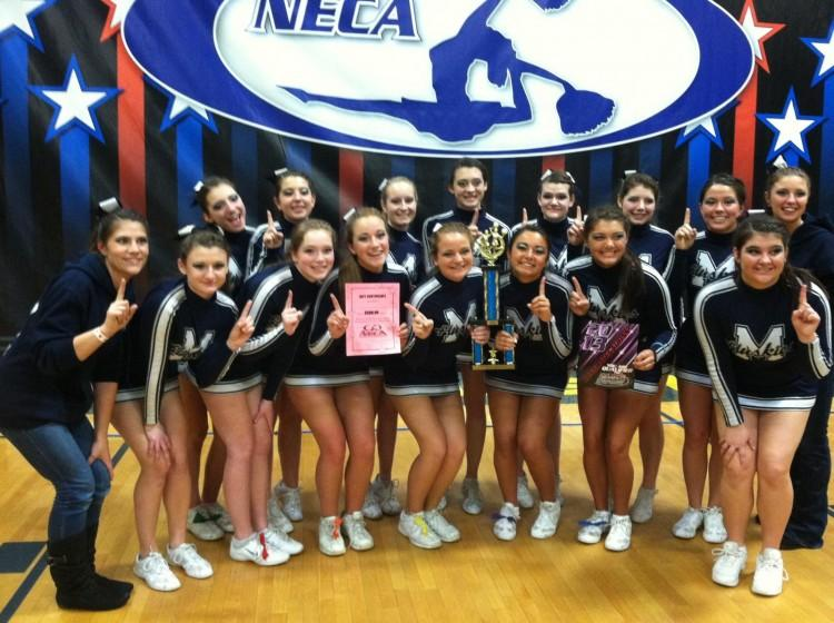Morgan Cheerleaders Head to US Nationals