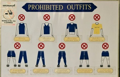 What is the Morgan Dress Code?