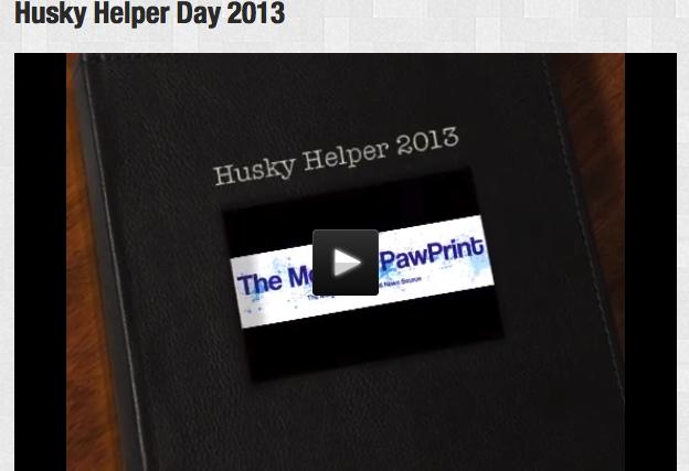 Husky Helper 2013 Video cover