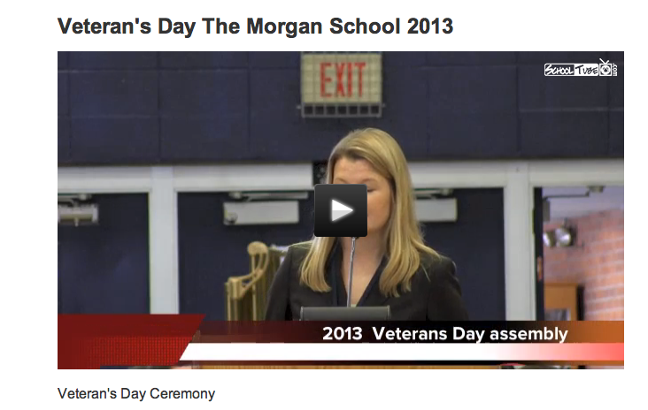 2013+Veteran%27s+Day+Assembly+Slideshow+and+Video