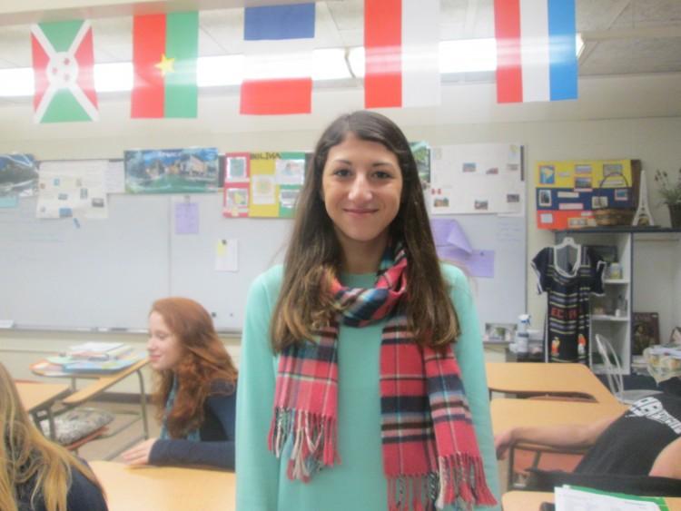 Personal Profiles #1: Alexis Alfano
