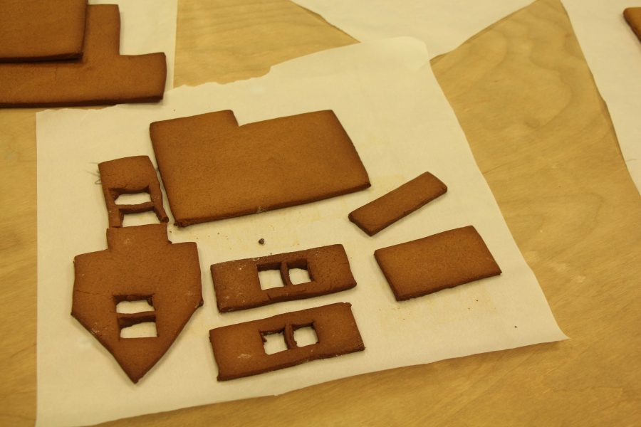 Gingerbread+Houses
