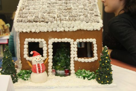 12th Annual Gingerbread House Contest