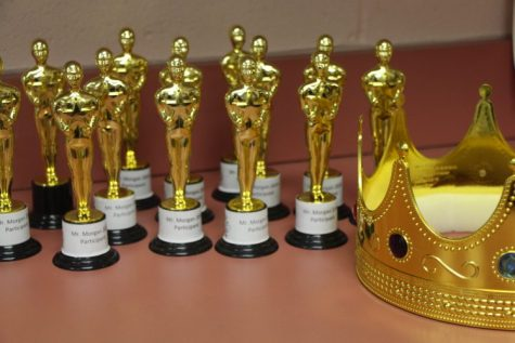 Who will be Mr. Morgan?