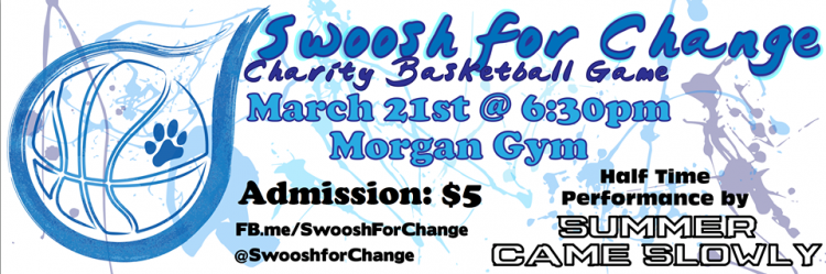 Swoosh For Change 2014: It's back!