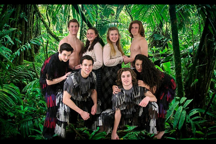 The Morgan School Presents: Tarzan