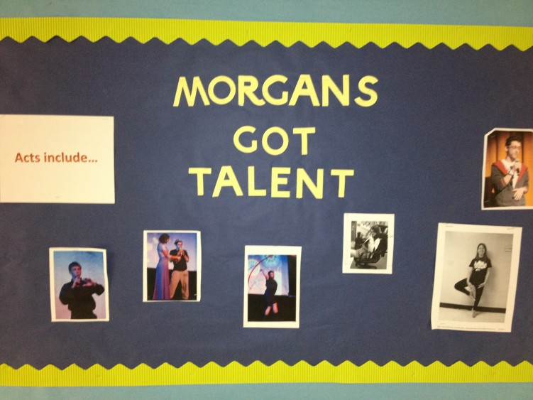 Morgan's Got Talent