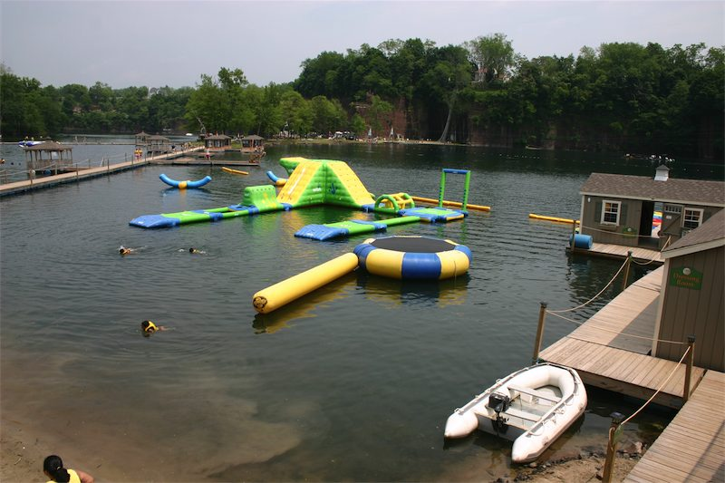 Water Activities at Brownstone Park