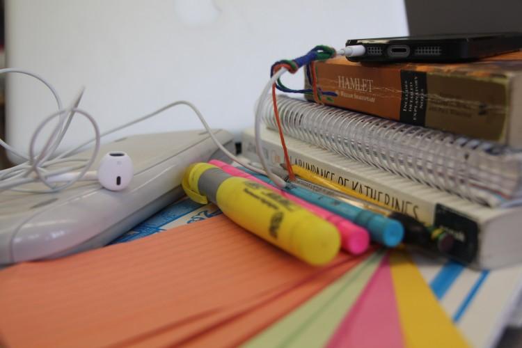 Study, Study, Study!  Final Exams 2014
