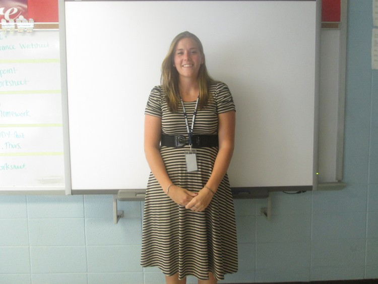 Ms. Trusty: Making a Positive Difference at Morgan