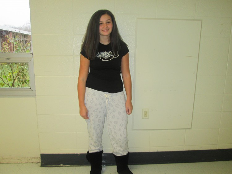 Kiara Lopez's Pajama Day Fundraiser