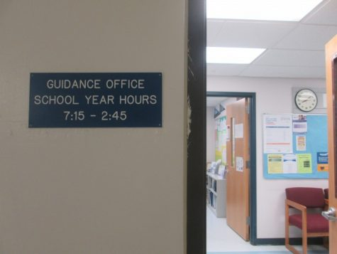 Mrs. Williams-Kahn: Making New Changes in the Guidance Office