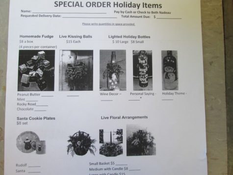 Holiday Craft Sale: Resource B