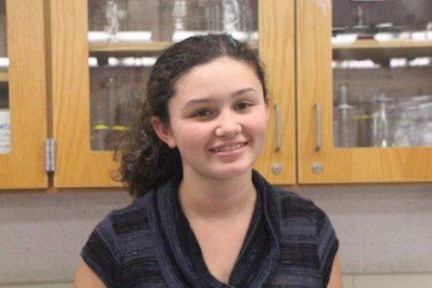 Then freshman Kiara Lopez