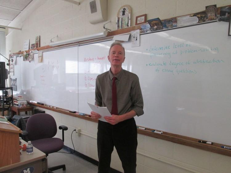 Thank You Mr. Serenbetz: A Celebration of His Retirement