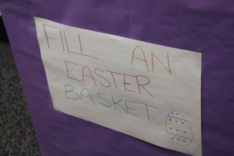 Fill An Easter Basket!