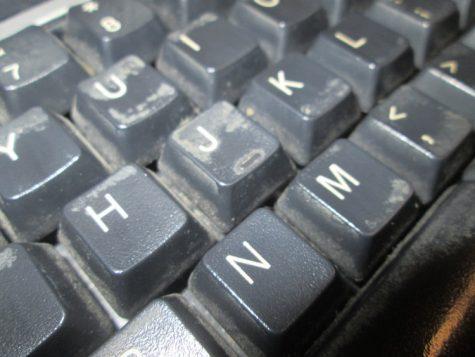 Typing is a Dirty Job At Morgan