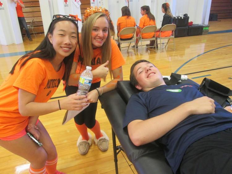 NHS Blood Drive- You're Somebody's Type!