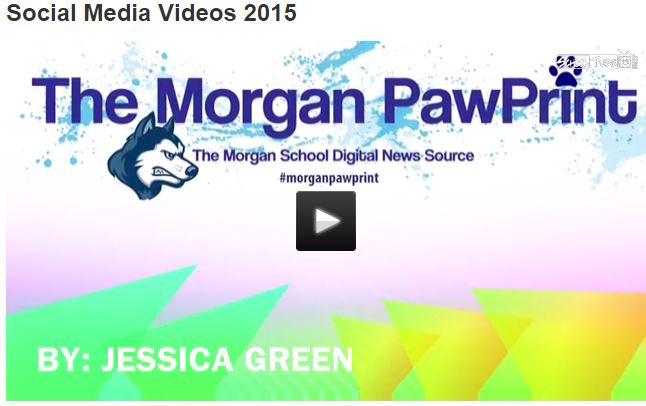 social media by Jessica Green