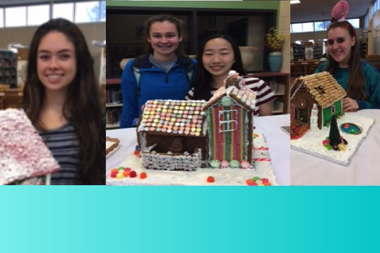 Gingerbread Contest Winners Announced