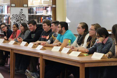 College Freshmen Return to Morgan