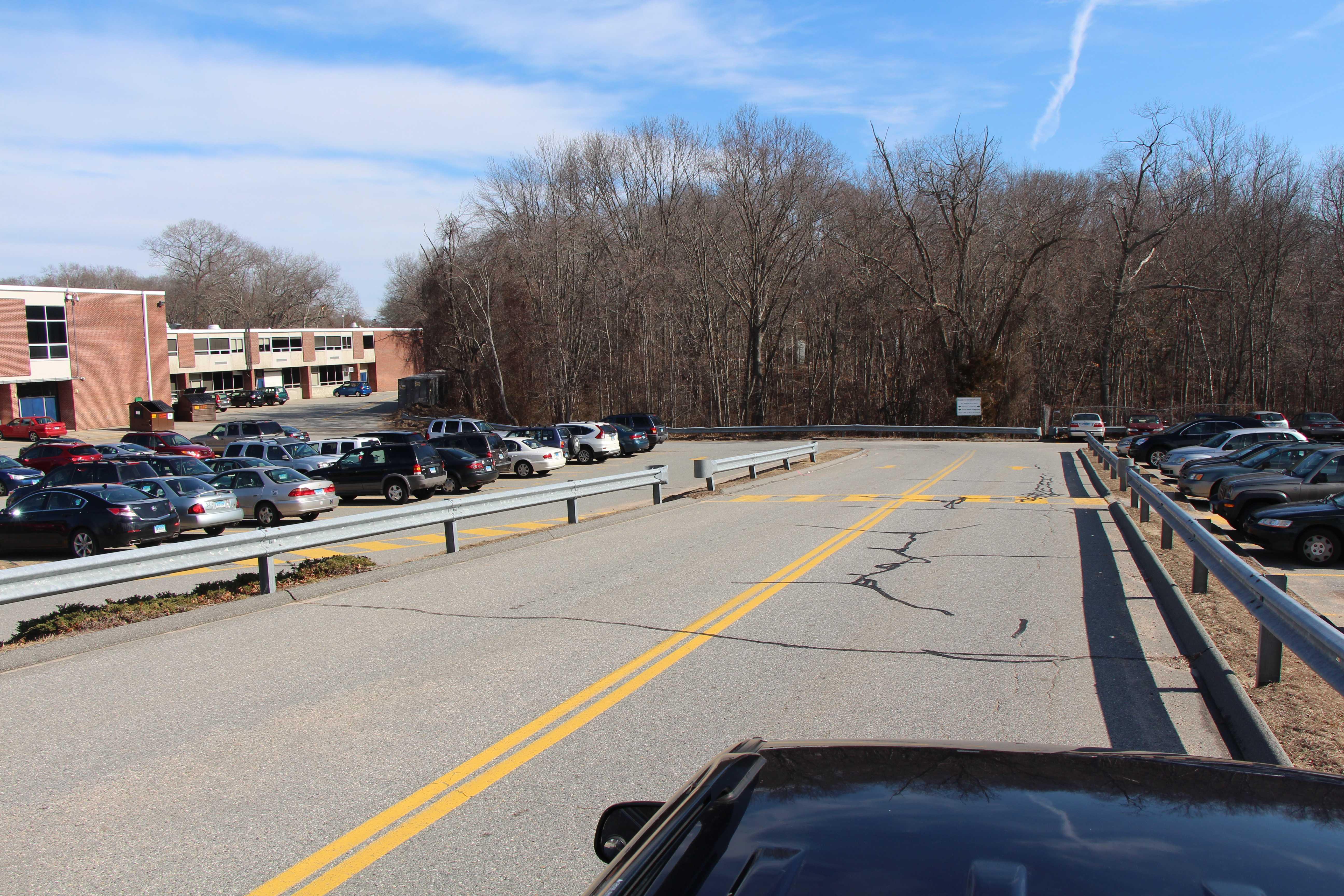entrance ramp current school