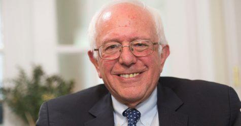 Feeling The Bern With Bernie.