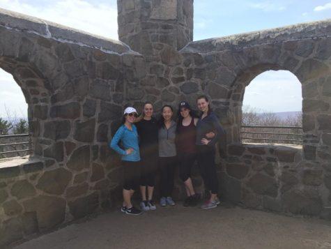 Morgan Students on Spring Break