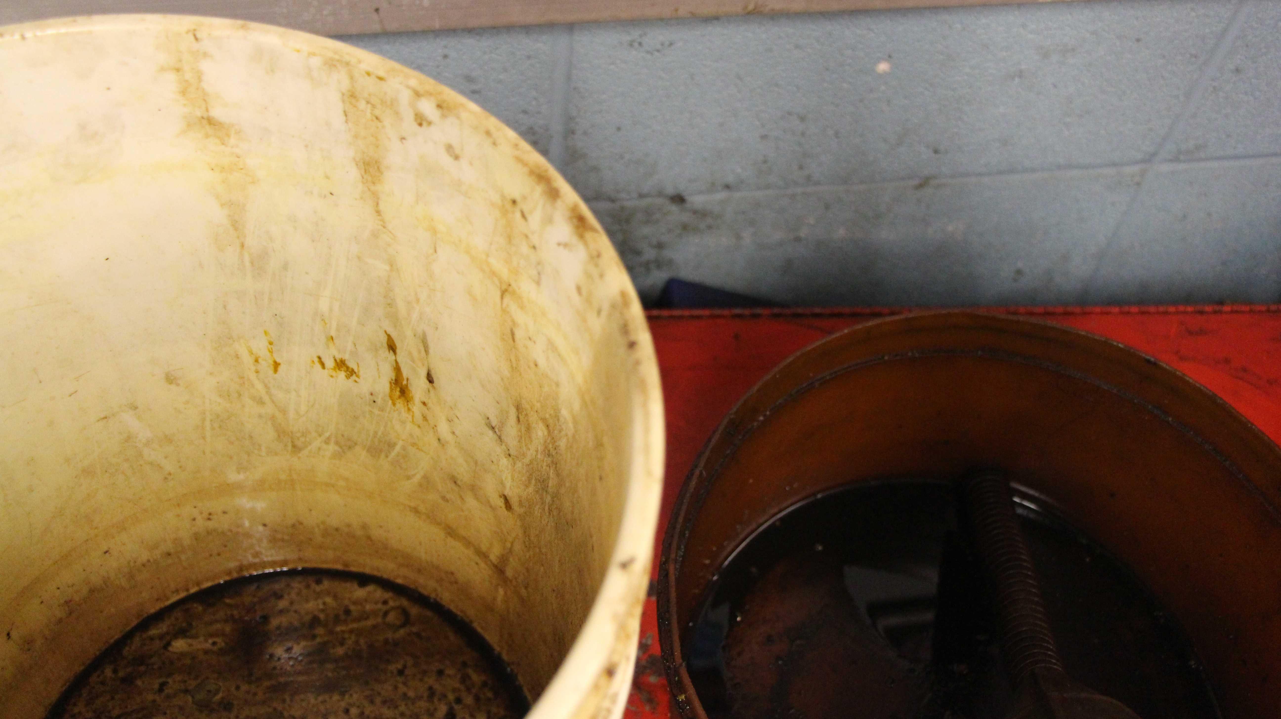 waste oil