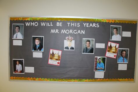 Who Will Be The Next Mr. Morgan??