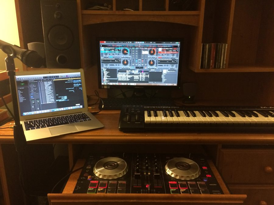 A Music Producer's Lifestyle