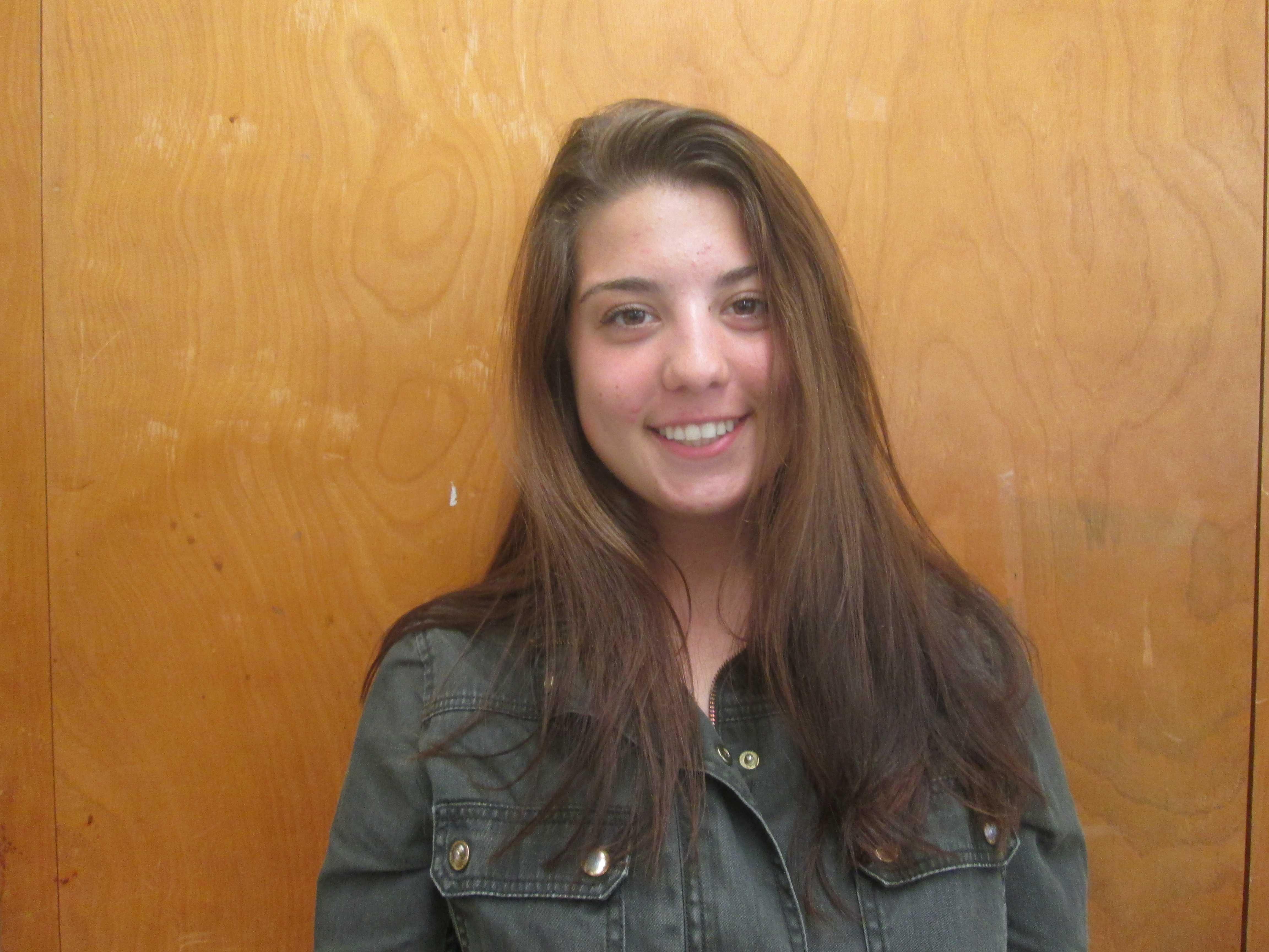 Melissa Sullivan - Gateway Community College where she will be majoring in Nursing.