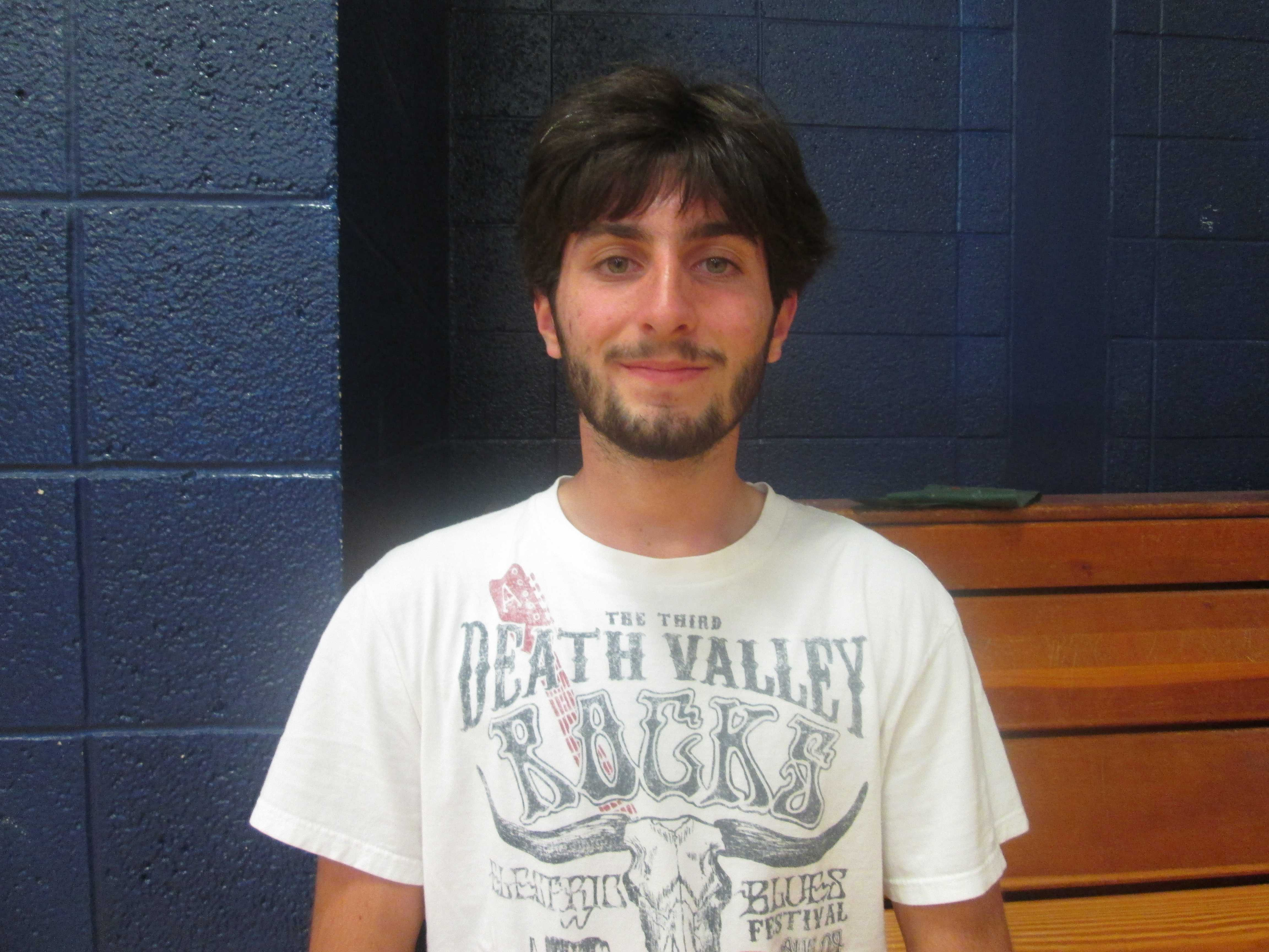 Sam Shapiro - Palm Beach State College where he will be majoring in Business Administration. Sam chose this school because his family is moving down there, and he is familiar with the area since he has been going for years.