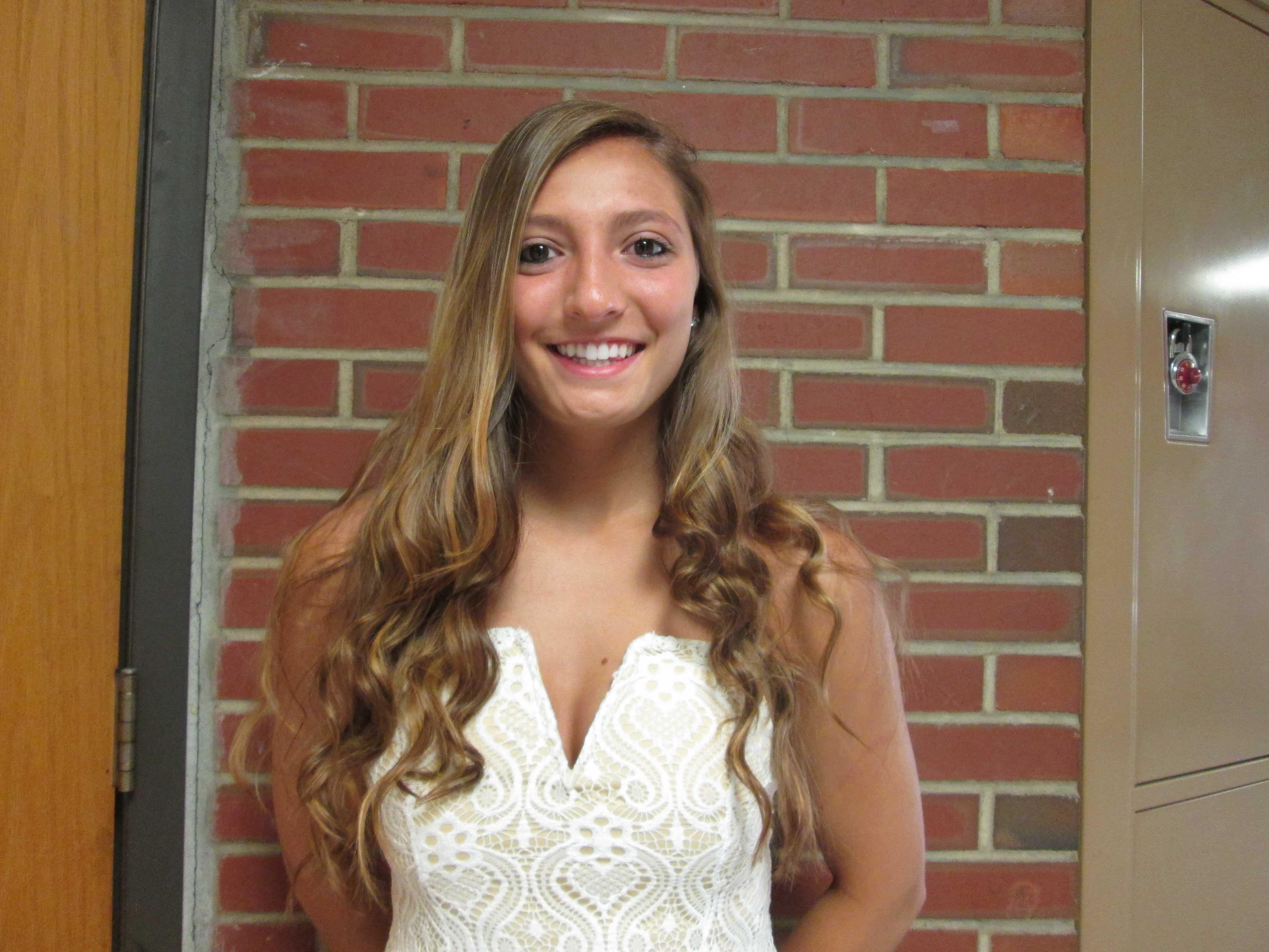 Julia Hornyak - attending Eastern Connecticut State University - Undeclared