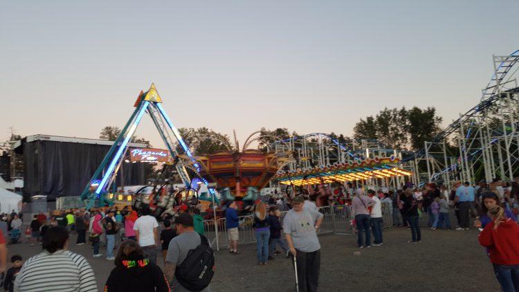 The+rides+at+dusk