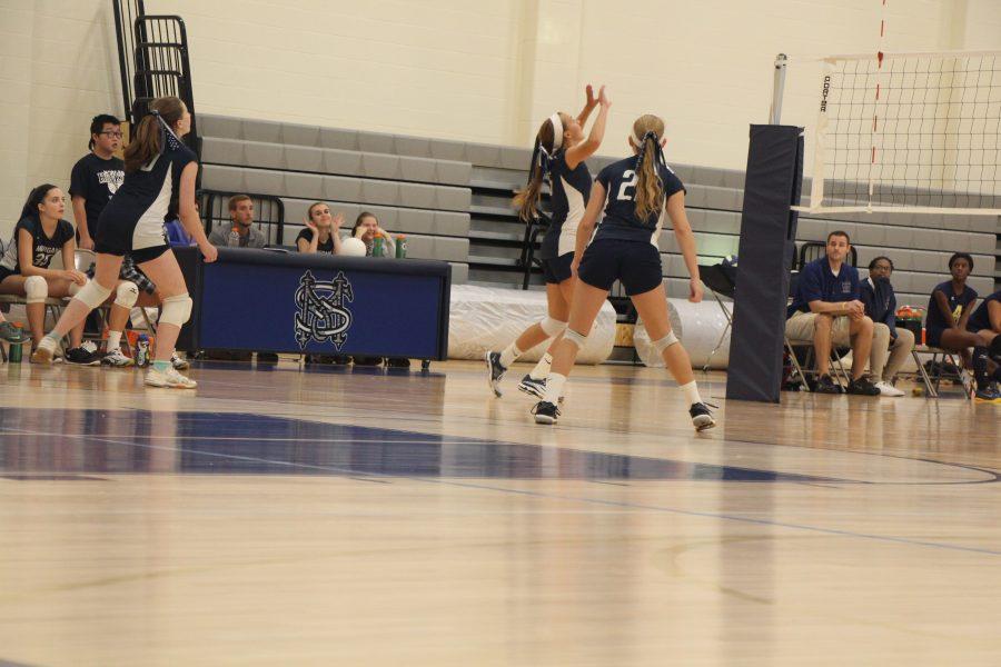 Varsity+volleyball