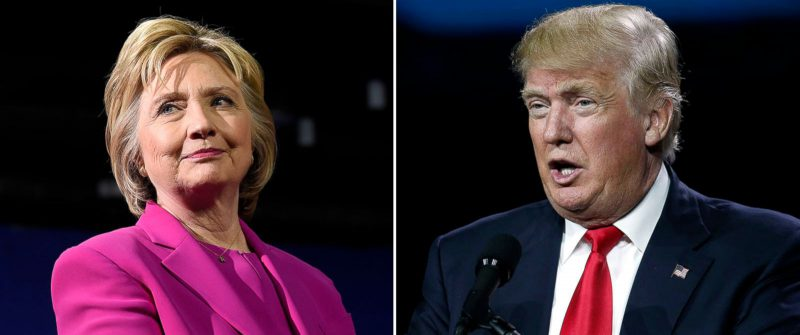 Trump vs. Clinton - Presidential Debate #1