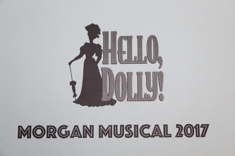 Congratulations, Hello Dolly Cast