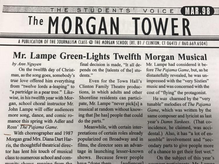 Morgan PawPrint