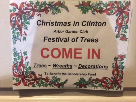 Clinton Celebrates the Holidays