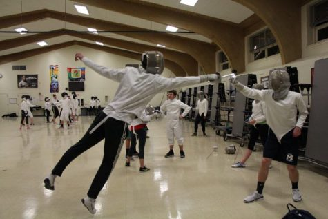 Forgetting Fencers?