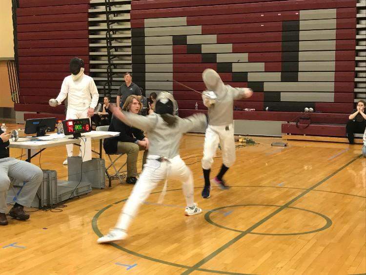 A Triumphant Tournament for Fencers