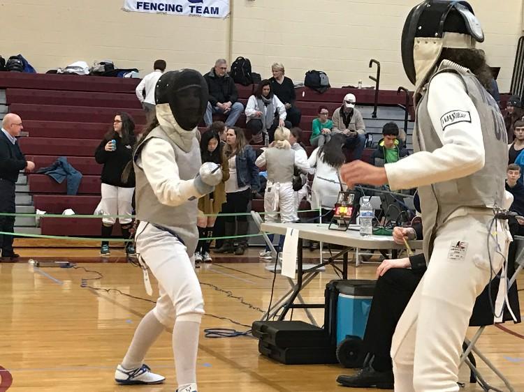 Morgan Invitational Fencing Tournament