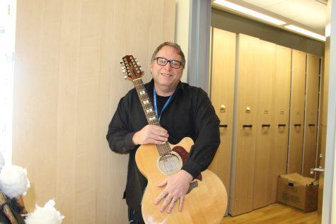 Band teacher Mr. Smith