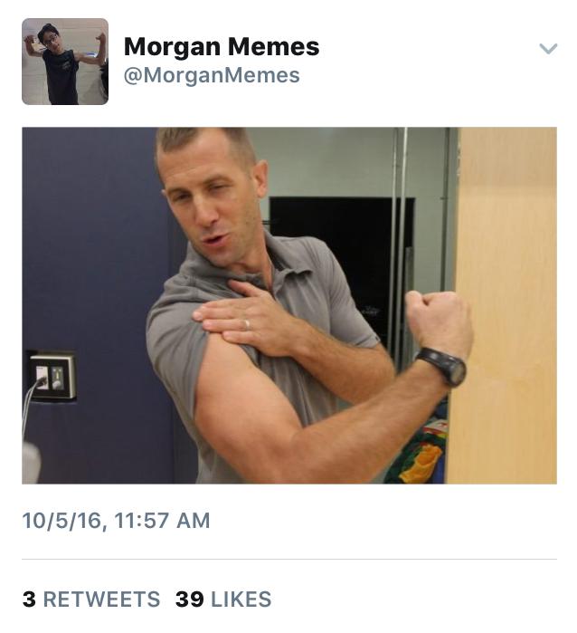 Morgan Memes